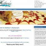 http://www.matthews-restaurant.com/
